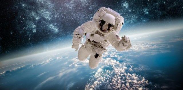 Αστροναύτης - ΝΑΣΑ