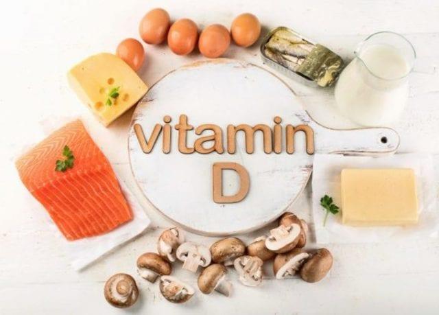 Βιταμίνη D - Τροφές