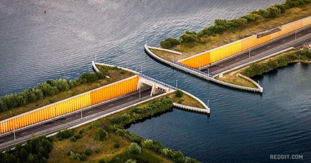 Γέφυρα - Ολλανδία
