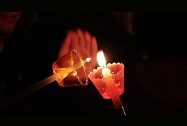 Κερί - Άγιο Φως
