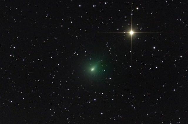 Κομήτης - Διάστημα