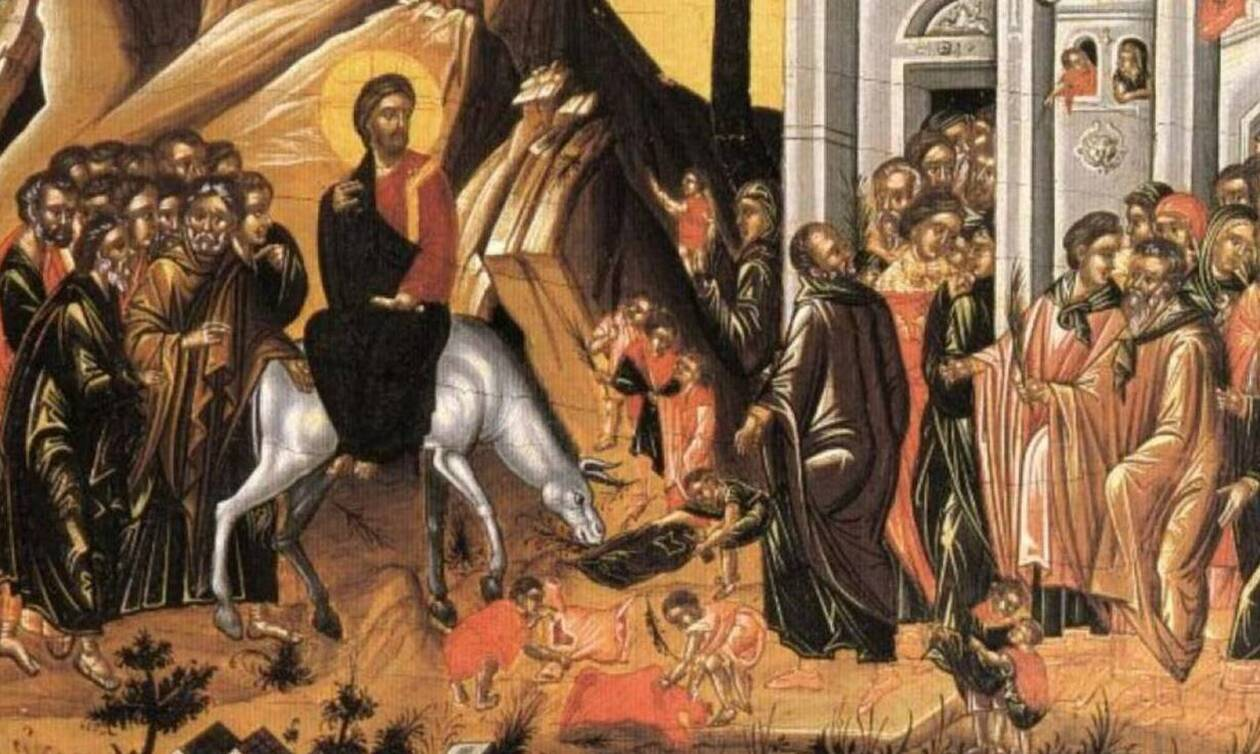Κυριακή των Βαΐων: Τι γιορτάζουμε και τα πατροπαράδοτα έθιμα της ημέρας
