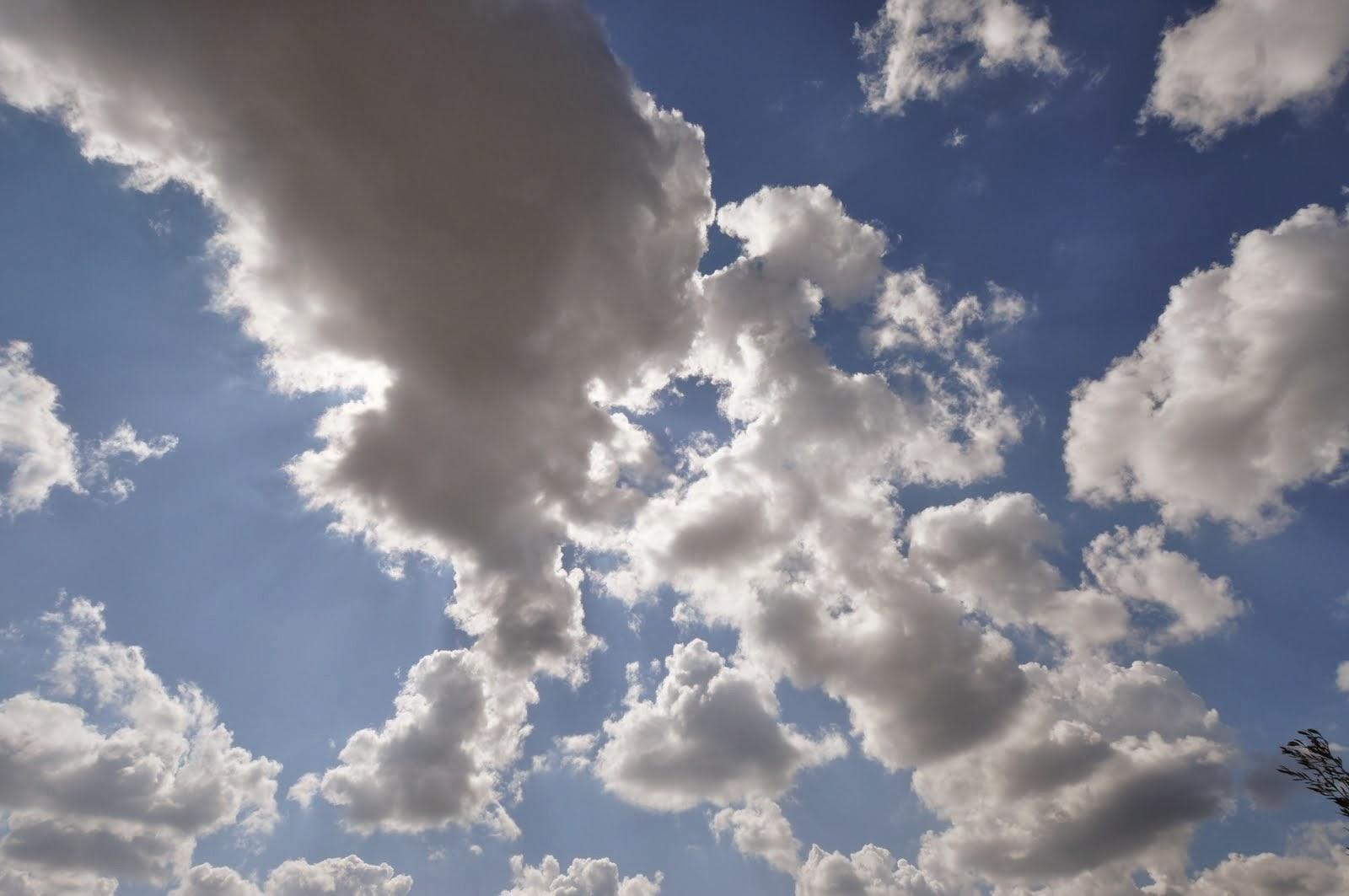 Σύννεφα - Καιρός