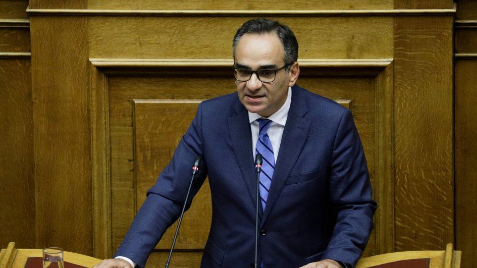 Υφυπουργός Υγείας, Βασίλης Κοντοζαμάνης