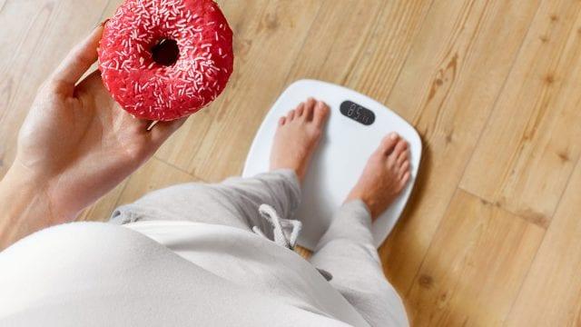 φαγητό, παχυσαρκία