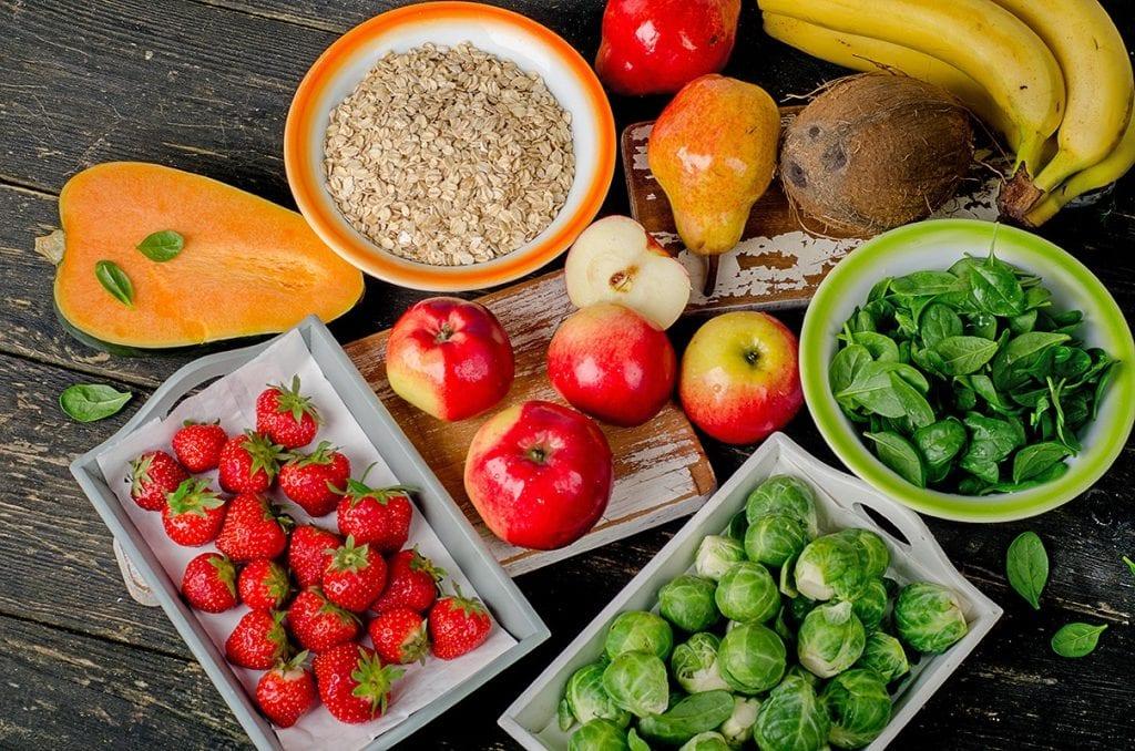 Φρούτα, τροφές