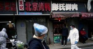 Γουχάν - Αγορά - Κορονοϊός - Κίνα