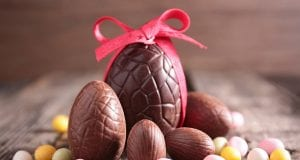 Σοκολατένια Αυγά - Πάσχα