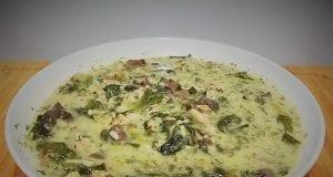 Συνταγές: Παραδοσιακή μαγειρίτσα και vegan μαγειρίτσα