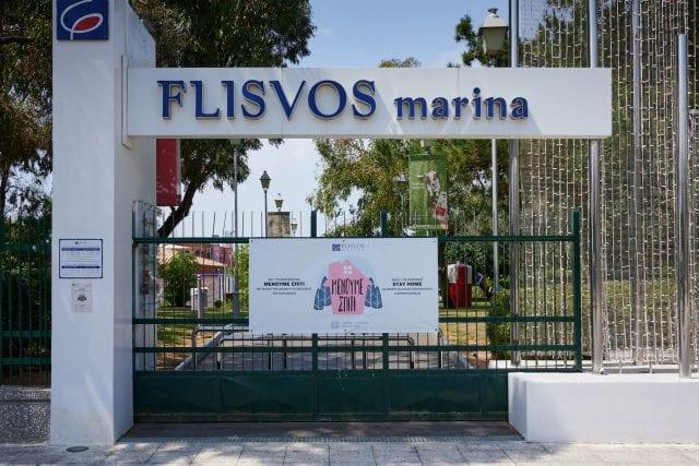 Flisvos Marina
