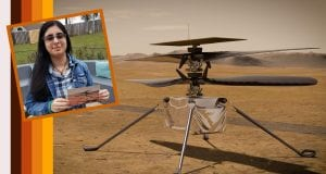 NASA - Ρομποτικό ελικόπτερο - Άρης