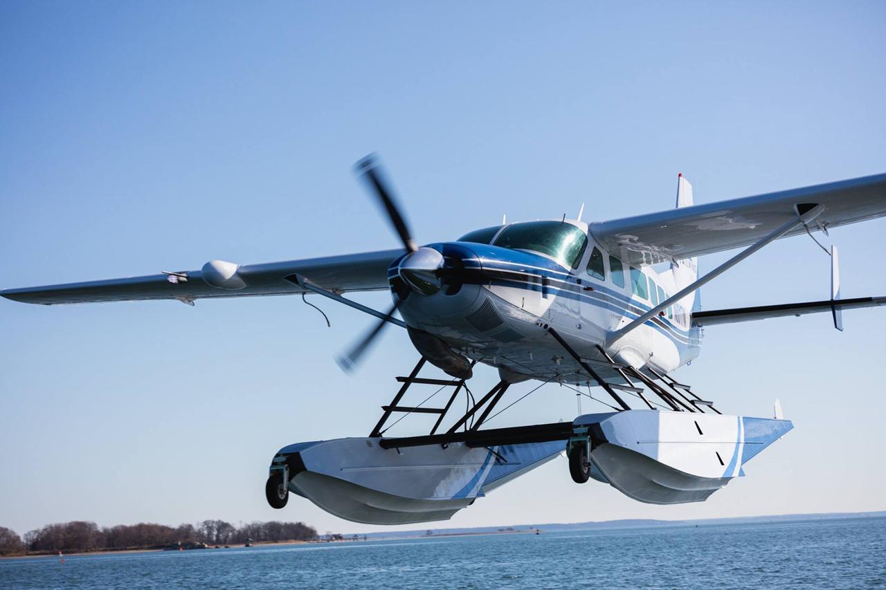 Yδροπλάνα Hellenic Seaplanes