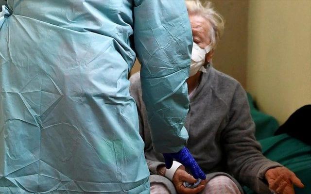 Ηλικιωμένοι - Γηροκομείο