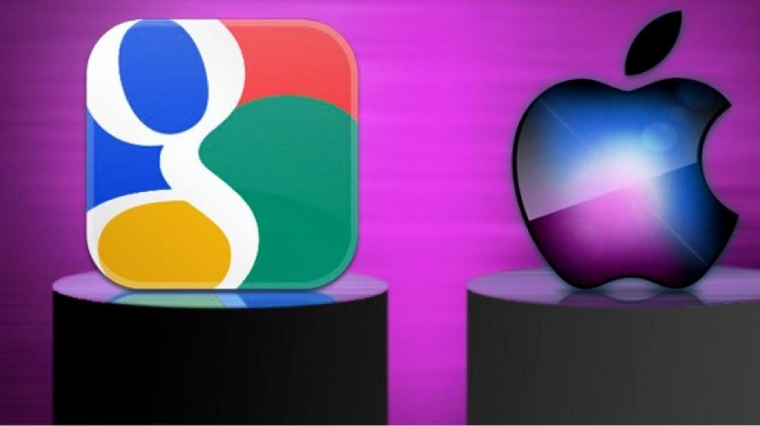 Google - Apple - Τεχνολογία