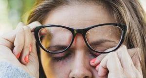 Μάτια - Τρίψιμο - Υγεία