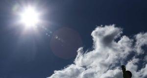 Ήλιος - Σύννεφα - Καιρός