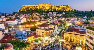 Αθήνα - Ακρόπολη