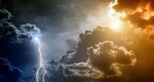 Καταιγίδα - Ήλιος - Καιρός