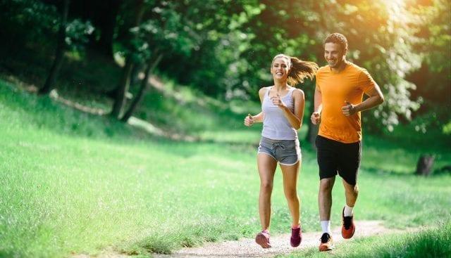 Τζόκινγκ - Τρέξιμο - Γυμναστική