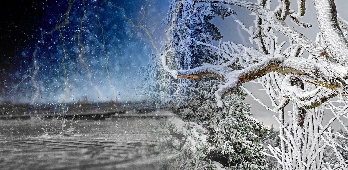 Κακοκαιρία - Χιόνια - Καιρός