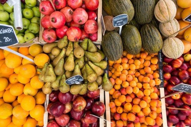 Λαχανικά - Φρούτα