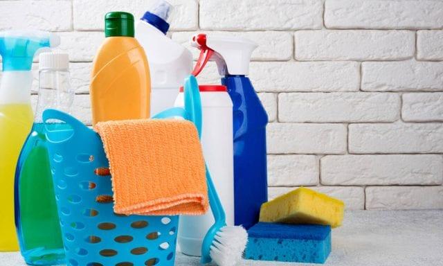 Καθαριότητα - Καθαριστικά