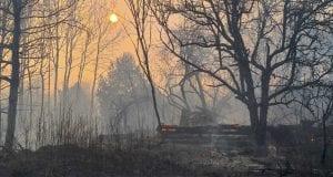 Φωτιά - Τσερνόμπιλ, Ουκρανία
