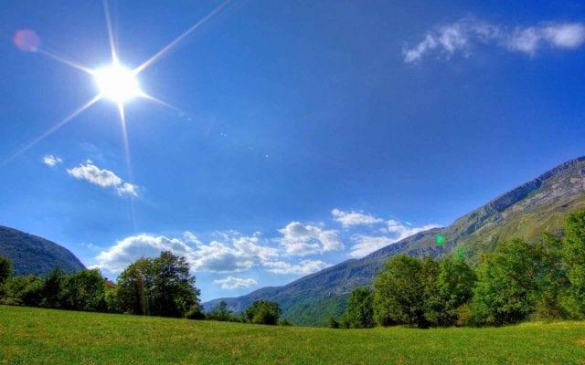 Άνοιξη - Ήλιος - Καιρός