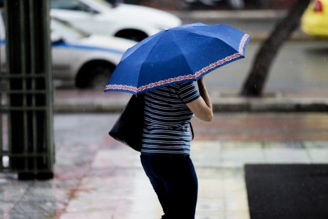 Βροχή - Καιρός