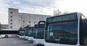 Λεωφορεία - ΚΤΕΛ Θεσσαλονίκης