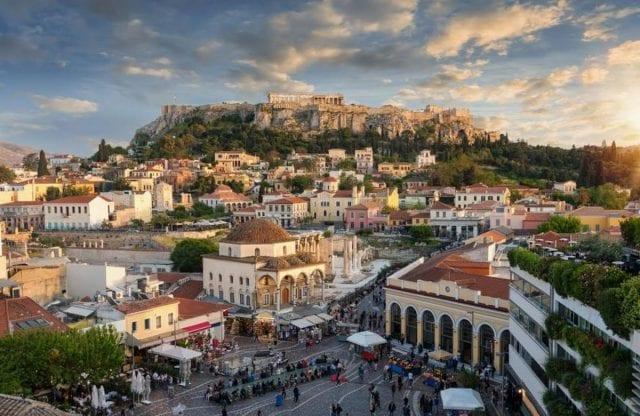 Αττική - Ακρόπολη - Κέντρο Αθήνας