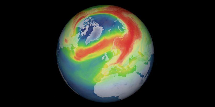 Αρκτική: Άνοιξε μία ασυνήθιστη μίνι-τρύπα του όζοντος