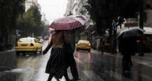 Βροχή - Καιρός - Κακοκαιρία