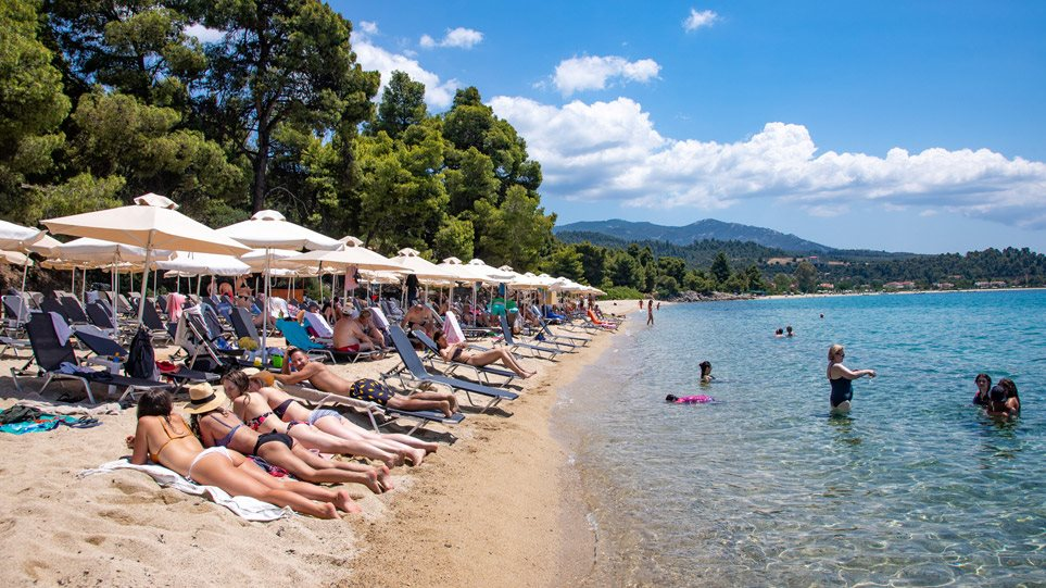 Ζέστη - Καλοκαίρι - Παραλία - Καιρός