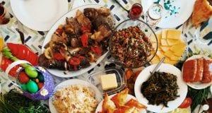 Φαγητό - Πάσχα - Πασχαλινό τραπέζι