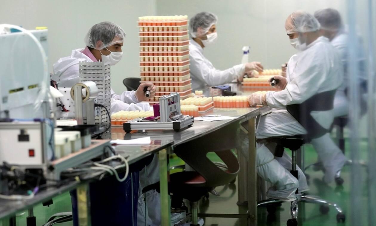 Κορονοϊός - Κίνα: Αισιοδοξία για εμβόλιο που προστάτευσε μαϊμούδες