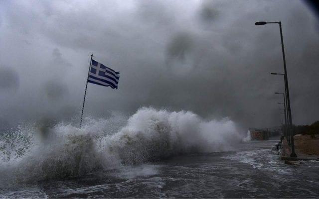 Κακοκαιρία - Καταιγίδα - Θυελλώδεις άνεμοι - Καιρός