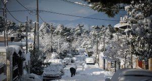 Χιόνια - Καιρός