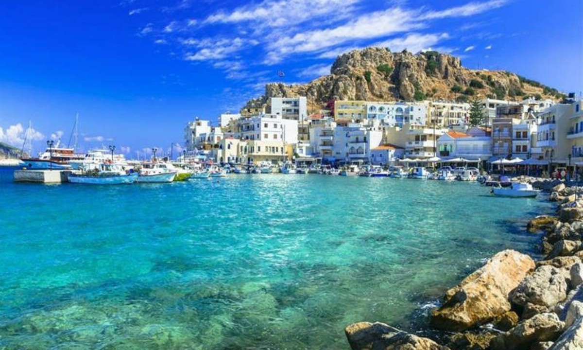 Ελλάδα Τουρισμός