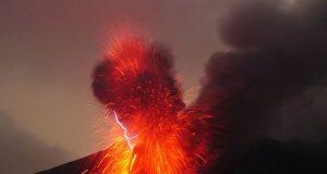 Ηφαίστειο - Έκρηξη - ηφαιστειακοί ανεμοστρόβιλοι
