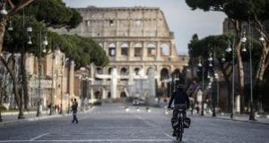 Ιταλία - Ατμοσφαιρική Ρύπανση