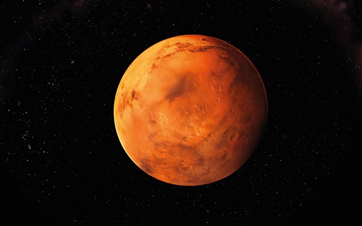 Ενδείξεις ότι ποταμός κυλούσε στον Άρη επί 100.000 χρόνια