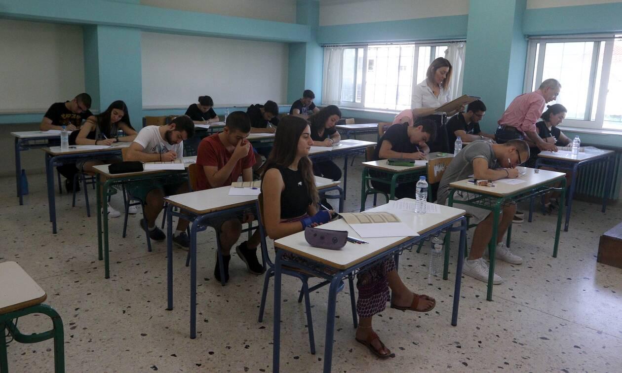 Σχολεία Πανελλήνιες