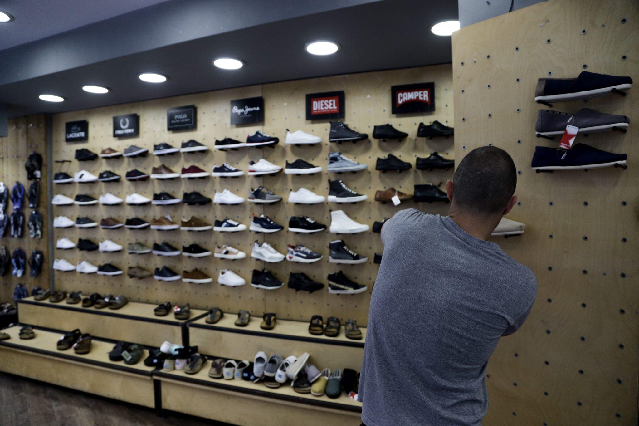 Άρση μέτρων - Καταστήματα