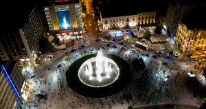 Σιντριβάνι - Πλατεία Ομόνοιας