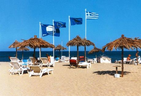 «Γαλάζιες σημαίες»: 2η στον κόσμο η Ελλάδα για το 2020