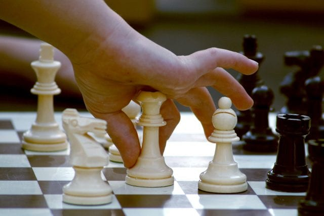 Δραστηριότητες, σκάκι