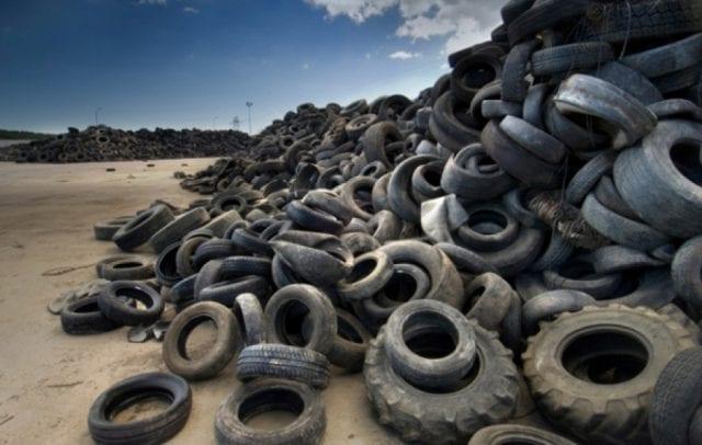 ανακύκλωση ελαστικών
