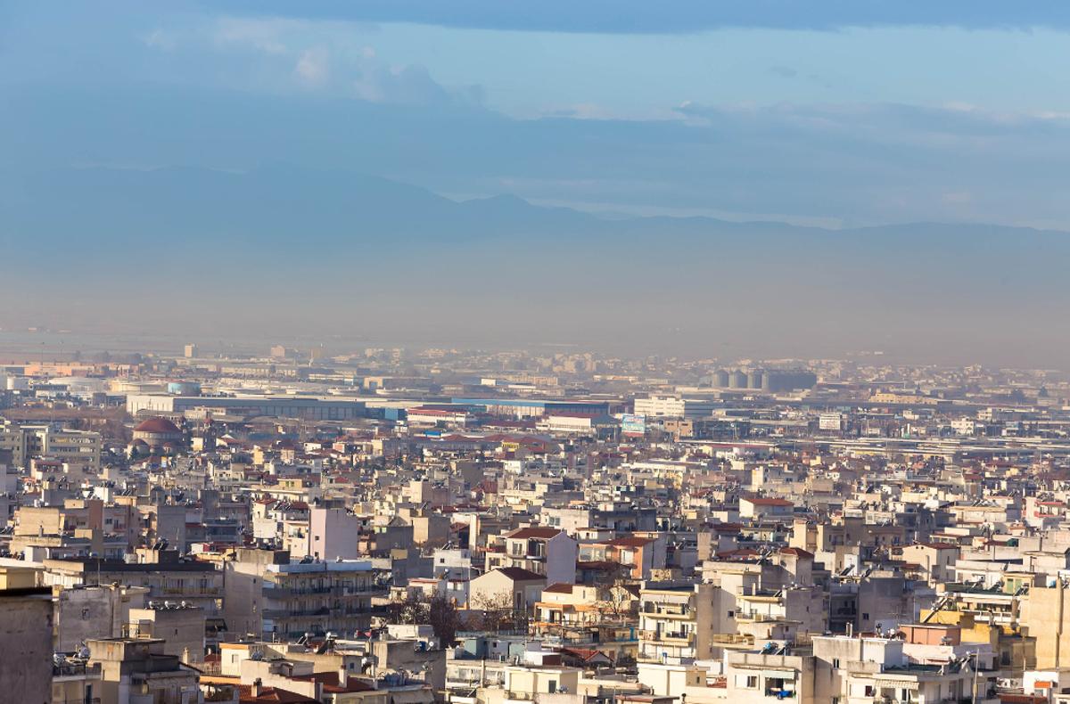 Ο πρώτος Σταθμός Μέτρησης της Κλιματικής Αλλαγής εγκαθίσταται στη Θεσσαλία