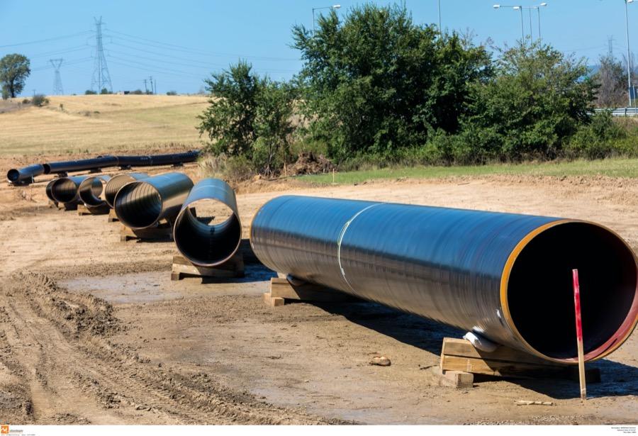 Φυσικό αέριο, αγωγός TAP